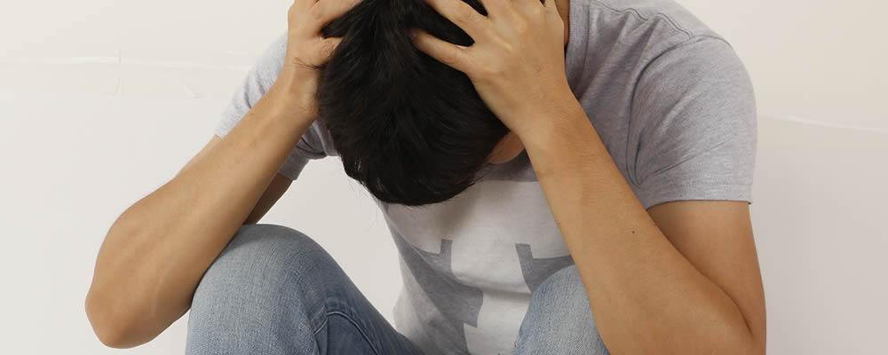 実際に多い包茎や性器に関する悩みで頭を抱える男性